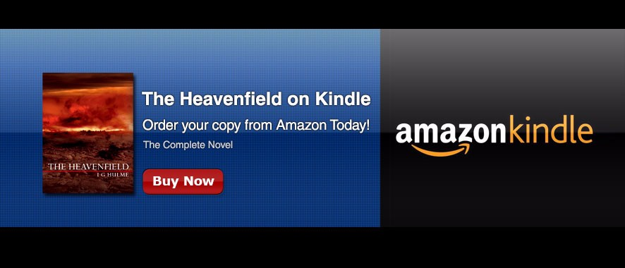 The Heavenfield on Kindle