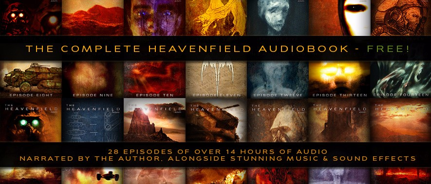 The Heavenfield Audiobook - FREE