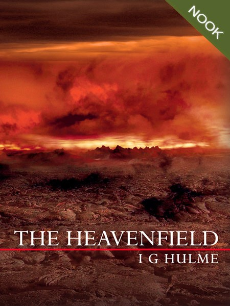 Heavenfield on Barnes and Noble Nook