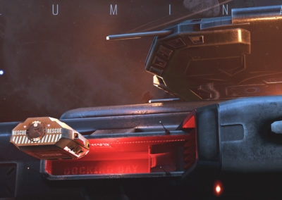 LUMINA - A scifi series by I G Hulme