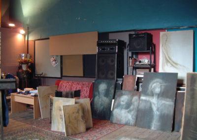 I G Hulme - Studio