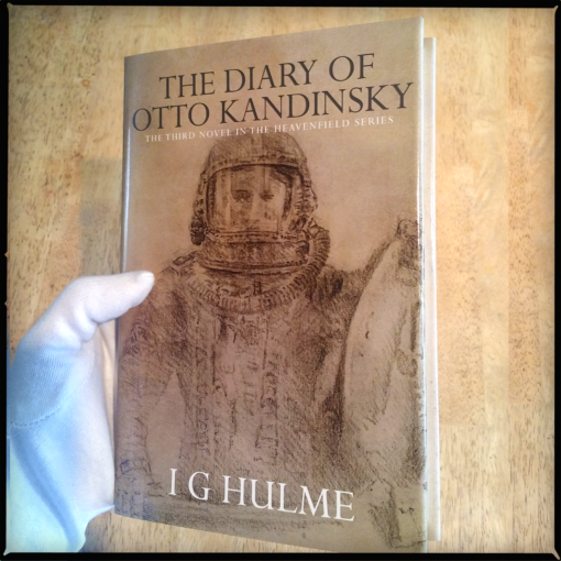 The Diary of Otto Kandinsky - Hardcover Edition